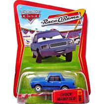 Cars Disney Chuck Manifold. Race-o-rama.