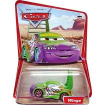 Cars Disney Wingo. Desert Card. 1ra. Edicion