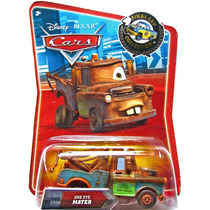 Cars Disney One Eye Mater. Final Lap.