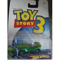 Toy Story 3 / Carrito Hot Wheels Del Dinosaurio