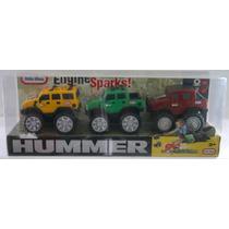 Paquete De 3 Hummers Marca Little Tikes Envio Gratis