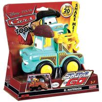 Cars Disney El Materdor. Shake Go. Toon.