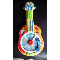Guitarra Musical Leap Frog Funcionando