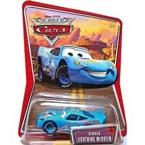 Cars Disney Dinoco Mcqueen. W.o.c.