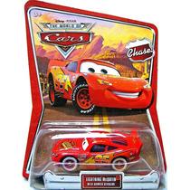 Cars Disney Mcqueen With Bumper Stickers. W.o.c.
