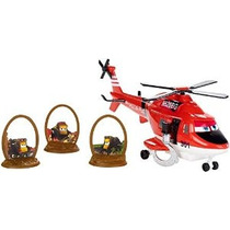 Aviones De Disney: Fire & Rescue Vehicle Cuchilla