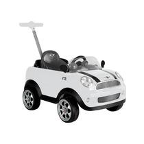Mini Cooper Push Car Rojo, Blanco, Rosa, De Prinsel,