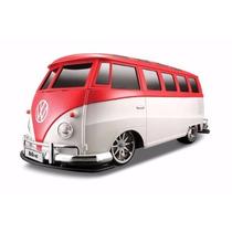 Volkswagen Combi Samba Radio Control Remoto Y Bocho
