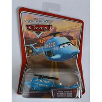 Dinoco Helicoptero Disney Pixar World Of Cars