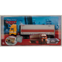 Cars Disney Paul Valdez. Trailer. Hauler. Woc.