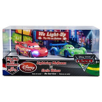 Cars Disney Mcqueen & Veloso Light Up. Disney Store.