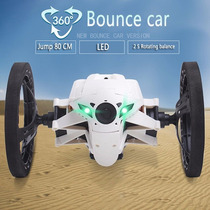 Carro Mini Bounce Sj80 Con Luz Led A Control Remoto 2.4g