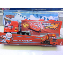 Trailer De Cars Mack Truck Disney !!