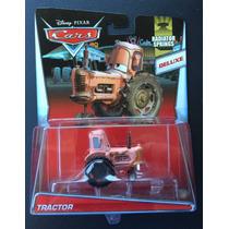 Cars Disney Tractor Deluxe Nuevo De Colección