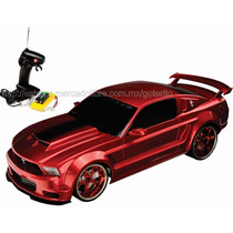 Radiocontrol Ford Mustang 1/10 Luces Elect. 45 Cms Control R