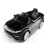 Carrito Electrico Range Rover Negro Control Remoto Mp3 Luces