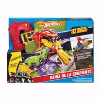 Hot Wheels Pista Bahia De La Serpiente Cobra Coaster