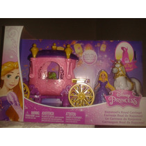 Carruaje Real De Rapunzel Disney Princesas