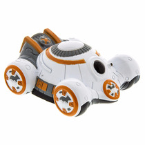 Star Wars Bb-8 Carrito De Metal Disney Racers