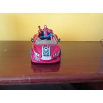 Carro Del Hombre Araña