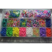 Rainbow Loom A Precio De Fabrica Y Dijes Gratis!