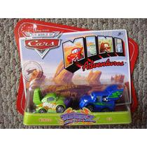 Cars Disney Wingo & Dj. Mini Adventures.