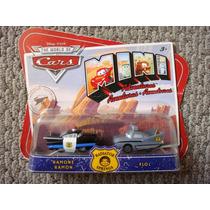 Cars Disney Ramone & Flo. Mini Adventures.
