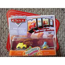 Cars Disney Luigi & Guidor. Mini Adventures.