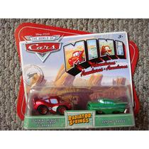 Cars Disney Mcqueen & Ramone. Mini Adventures.