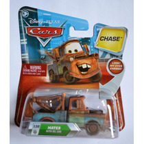 Mater Ojos Cambian Lata Aceite Chase Disney Pixar