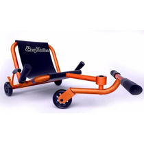 Scooter Carros Montables Ezy Roller Naranja Regalo Ninos