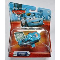 Lightning Rayo Mcqueen Storm Artillado Cars Disney Pixar
