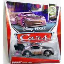 Cars Disney Boost With Flames. Lo + Nuevo.