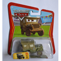 Sarge Sargento Persiguelo Chase Cars Disney Pixar