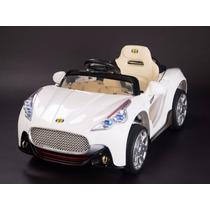 !!! Carro Electrico Para Niños Estilo Maserati !!!