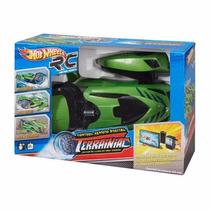 Terraniac Hot Wheels Mattel Verde