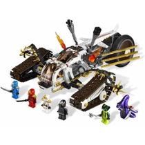 Lego - Ninjago 9449 - Vehículo De Asalto Ultrasónico