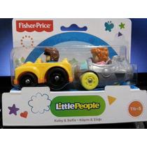 Little People Wheelies Carros 2 Pack