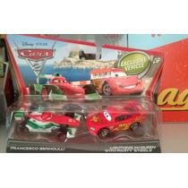Cars Disney Pixar Bernoulli Y Mcqueen Cars 2