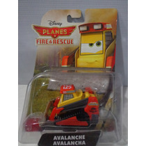 Avalancha Planes Fire & Rescue (aviones Disney)