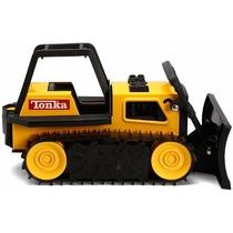 Tonka Acero Camion Retro Bulldozer