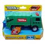 Tonka Más Resistente Minis Camión De Basura Verde - Luces Y