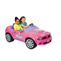 Power Wheels Disney Princess Ford Mustang Ride-on