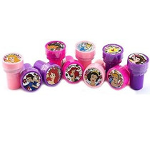 Disney Partido Stampers Princesa Favors (10 Stampers)