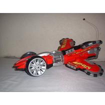 Juguete Vehiculo Carreras Acrob Con Alas, Control Rem