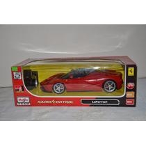 Carro Control Remoto Ferrari De Coleccion