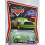 Chick Hicks Supercharged Supercargado Cars Disney Pixar