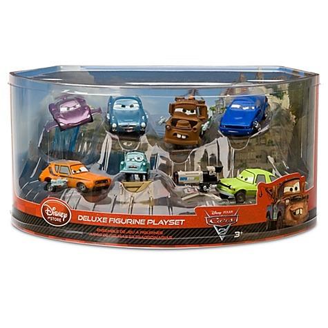 Padrisimo Juego Juguete Cars Disney 7 Piezas 7 Carros Nuevo ...