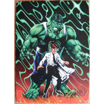 El Increible Hulk / Marvel Comics Pepsi Cards 2 / Tarjetas