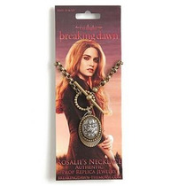 Twilight Crepusculo Breaking Dawn Amanecer Collar Rosalie!!!